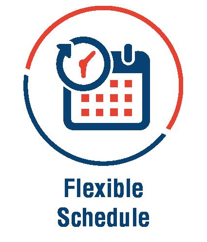 Flexible schedule-01