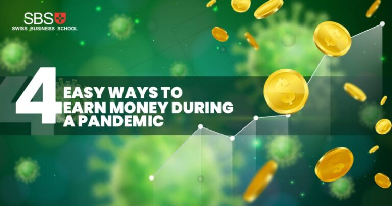 4 Easy Ways to Earn Money During a Pandemic