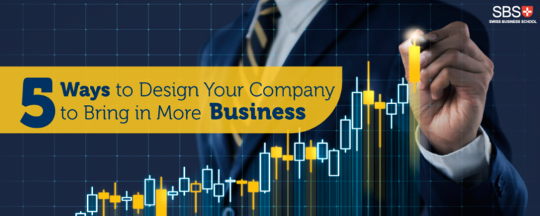 5 Ways to Design Your Company to Bring in More Business