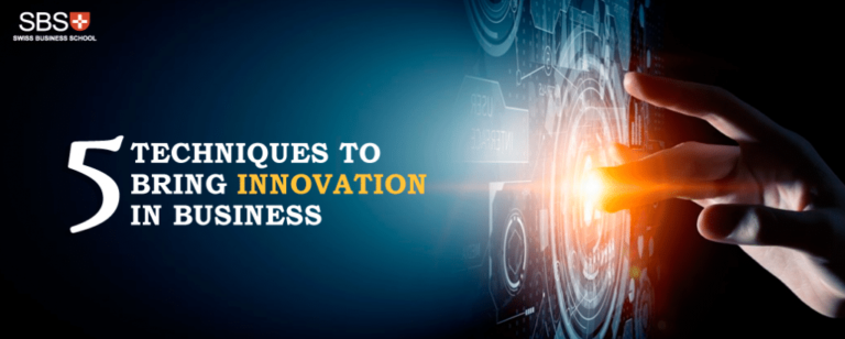 5 Techniques to Bring Innovation in Business