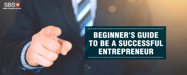 Beginner's Guide to be a Successful Entrepreneur