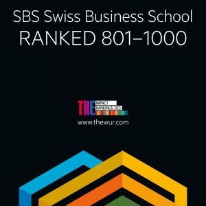 SBS Has Been Ranked By Times Higher Education Impact Rankings 2021